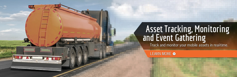 Asset Tracking and Monitoring